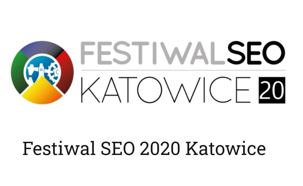 FestiwalSEO Katowice 2020